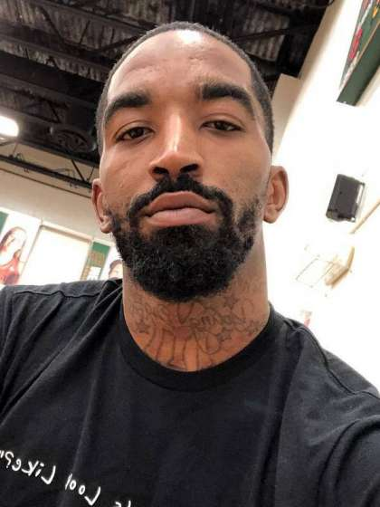 J.R. Smith height