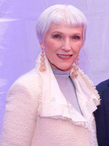 Maye Musk height