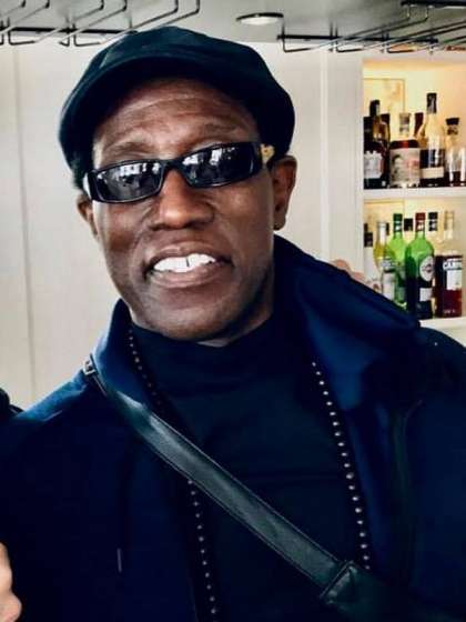 Wesley Snipes height