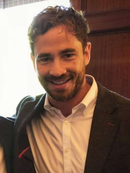 Danny Cipriani height