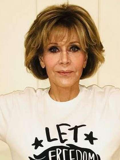 Jane Fonda height
