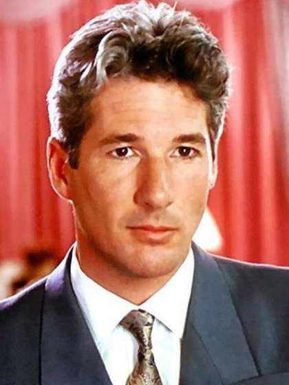 Richard Gere height