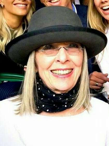 Diane Keaton height