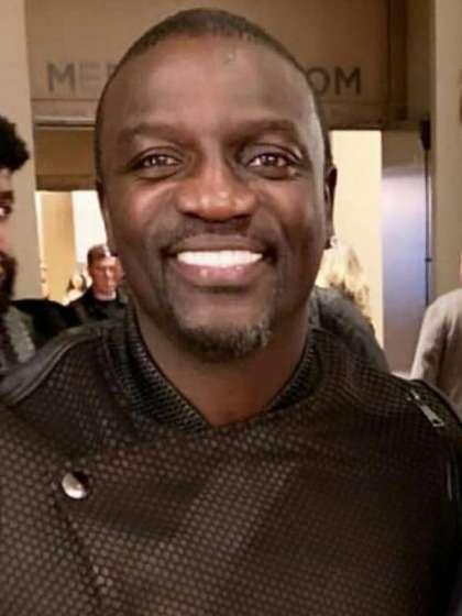 Akon height