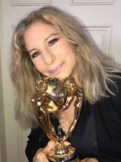 Barbra Streisand height