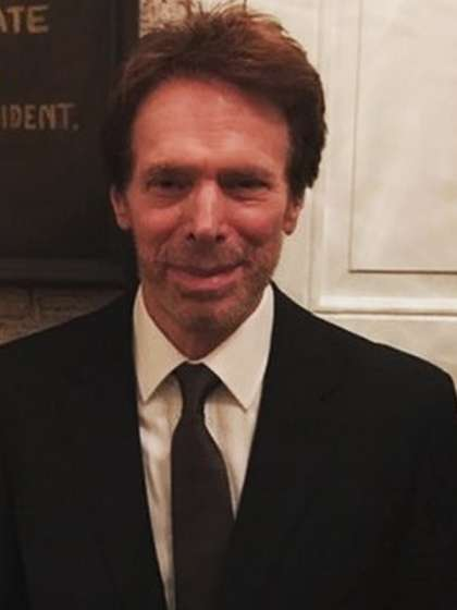 Jerry Bruckheimer height
