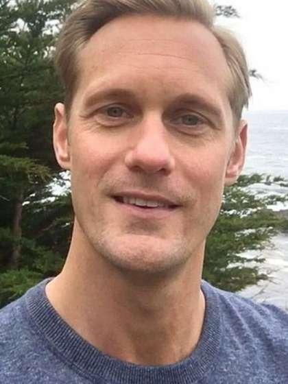 Alexander Skarsgård height