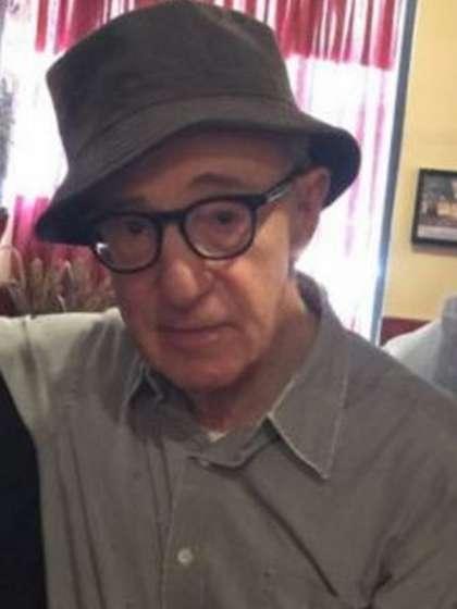 Woody Allen height
