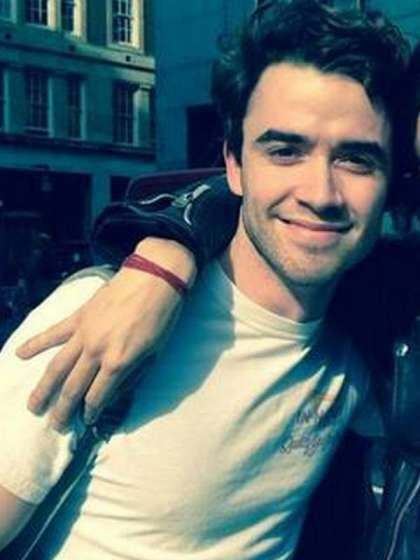 Jamie Blackley height