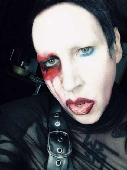 Marilyn Manson height