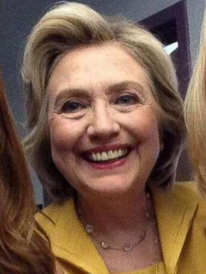 Hillary Clinton height