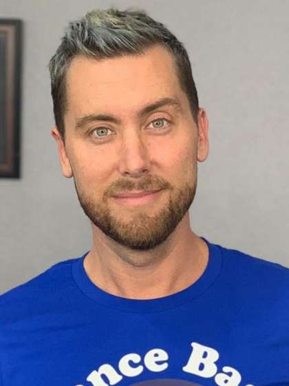 Lance Bass height