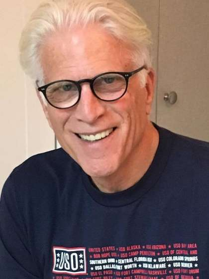 Ted Danson height