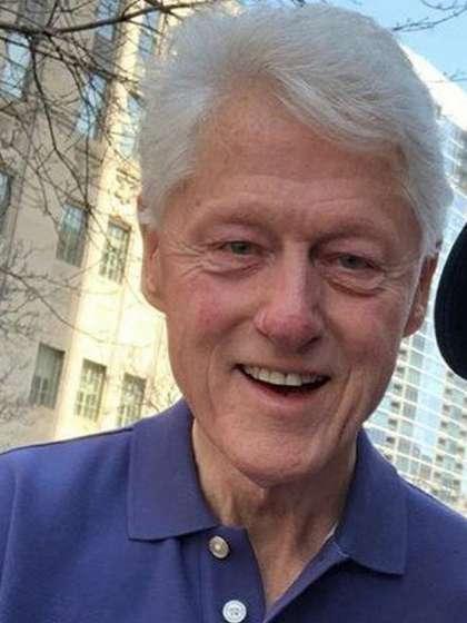 Bill Clinton height