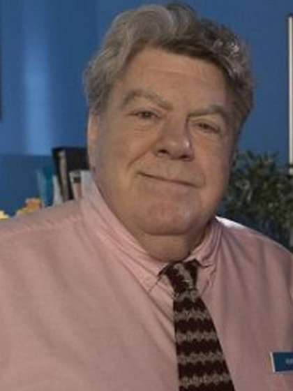 George Wendt height