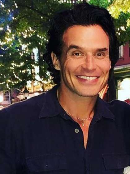 Antonio Sabato Jr. height