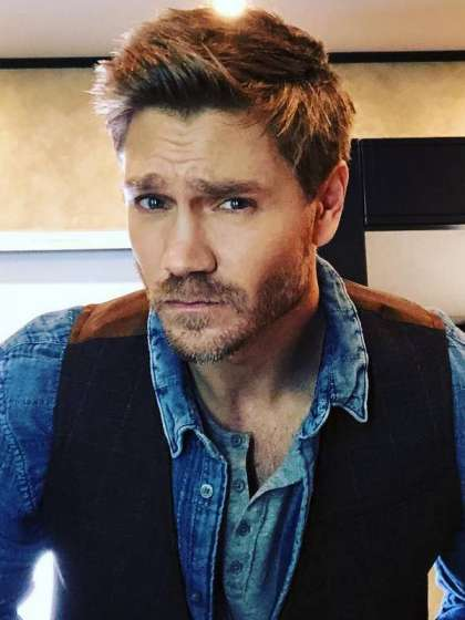 Chad Michael Murray height