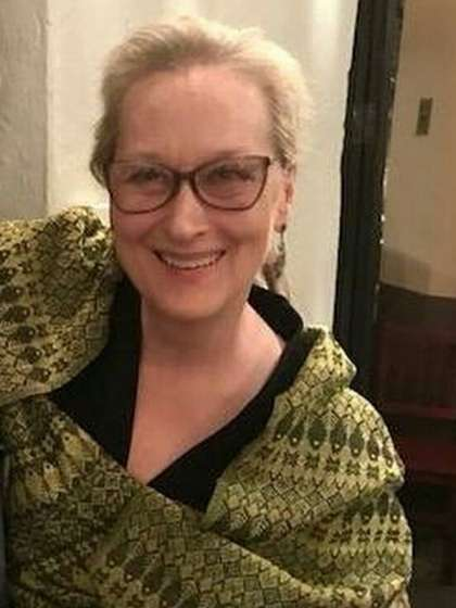 Meryl Streep height