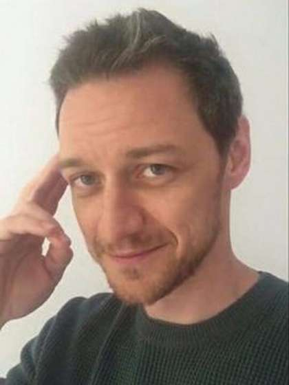 James McAvoy height