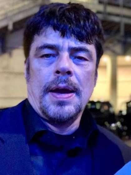 Benicio Del Toro height
