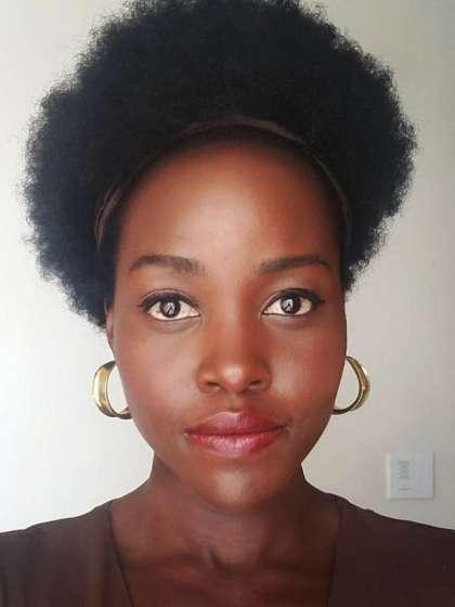 Lupita Nyong'o height