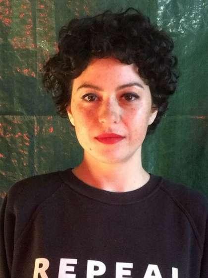 Alia Shawkat height