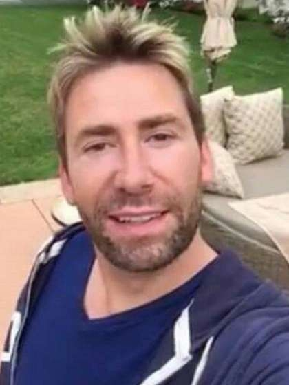 Chad Kroeger height