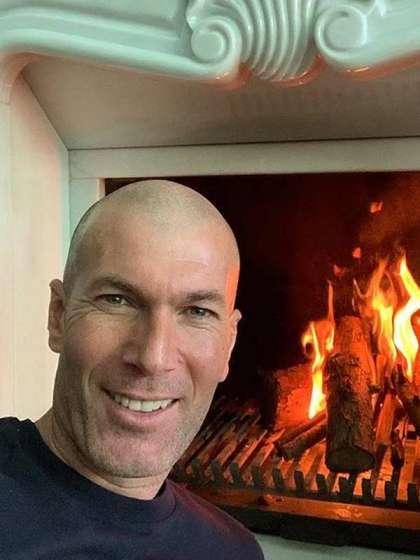 Zinedine Zidane height