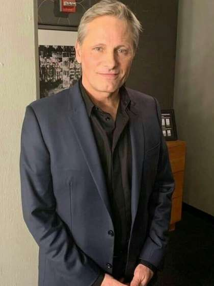 Viggo Mortensen height