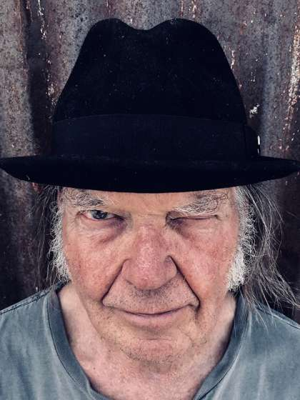 Neil Young height