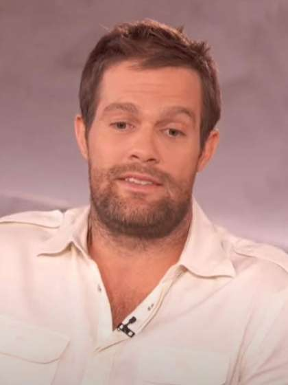 Geoff Stults height